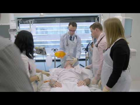 Royal Melbourne Hospital Clinical Simulation Centre