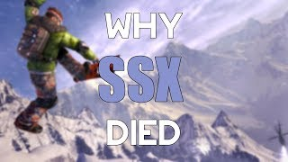 Why SSX Snowboarding Games Died