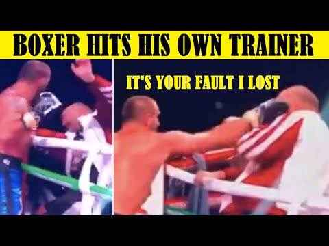 Top 10 Worst Fighter Reactions After Losing a Fight