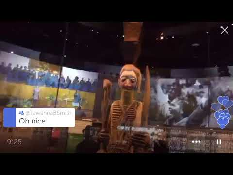 Charter Member Exclusive NMAAHC Invite Pre Opening Reception Travel Tips
