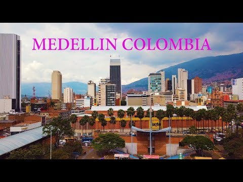 MEDELLIN COLOMBIA  2018, BEST EVER VIDEO - MARWA