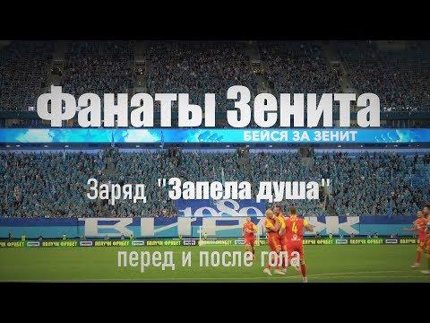 "#ФанатыЗенита ""Запела душа"" #ЗенитАрсенал"