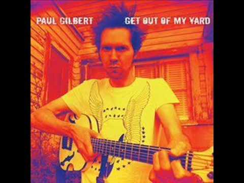 Paul Gilbert - Straight Through The Telephone Pole mp3