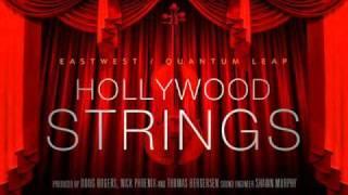 Thomas Bergersen - Allegro Agitato (EWQL Hollywod Strings Demo)