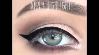 كيفية إنشاء ماكياج العيون المثالي! بواسطة BM-العثور على طريقتك