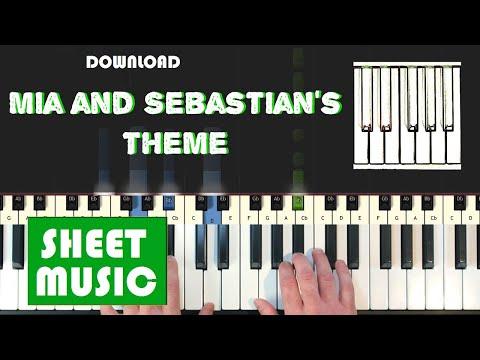 Download Mia and Sebastian's Theme sheet music by Justin Hurwitz