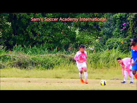 Sam's Soccer Academy International vs African All Stars
