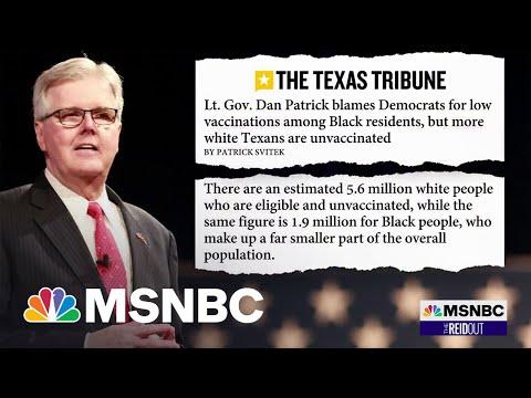 Houston Mayor Slams Texas Lieutenant Gov. For Blaming COVID Surge On Unvaccinated Black People