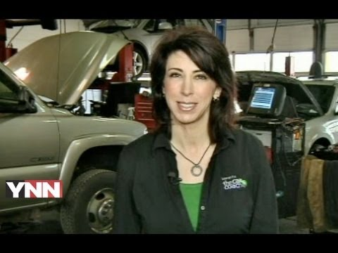 Lauren Fix Saving at the Auto Shop Car Expert Lauren Fix YouTube