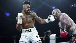 FORMER OLYMPIC GOLD MEDALLIST TONY YOKA SUSPENDED FOR MISSING  4 DOPING TESTS IN A YEAR