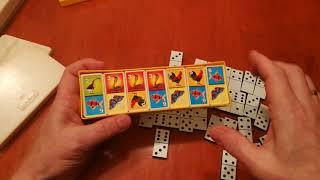 Занимательная математика. Игра в домино «505»