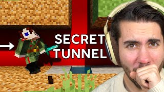 This SECRET Tunnel Tricked Everyone! | Admin Wars