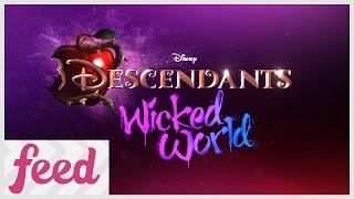 Descendants Wicked World Teaser is HERE!