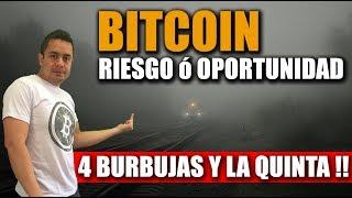 BITCOIN 5TA BURBUJA!!! Precio $10 MILLONES dijo HAL FINNEY en 2009
