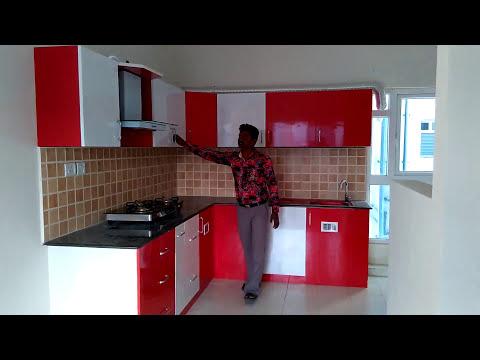 Ramya Modular Kitchen Interiors Youtube Gaming