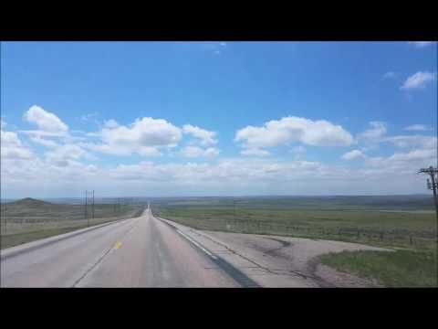 Take a drive through Weston County, WY