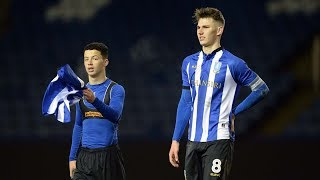 FA Youth Cup | Sheffield Wednesday 2 Stoke City 3