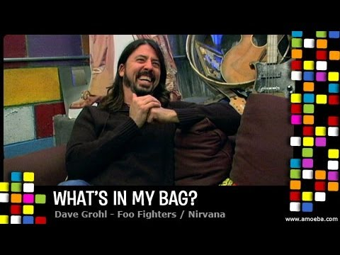 Dave Grohl - What's In My Bag? mp3
