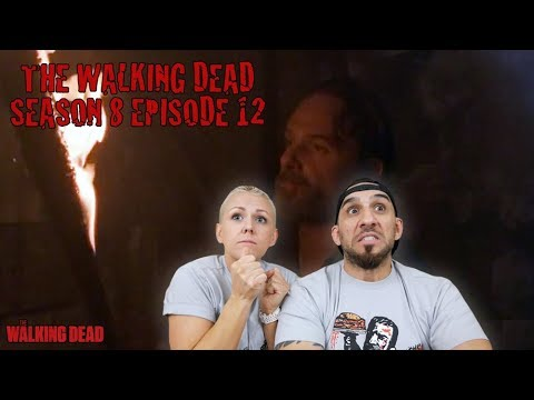 "The Walking Dead Season 8 Episode 12 ""The Key"" Reaction"