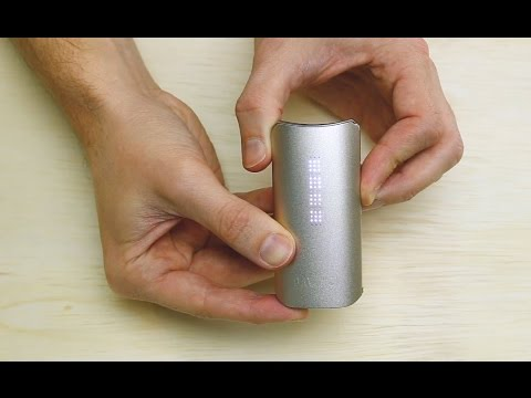 Davinci IQ Herb Vaporizer Unboxing & How To