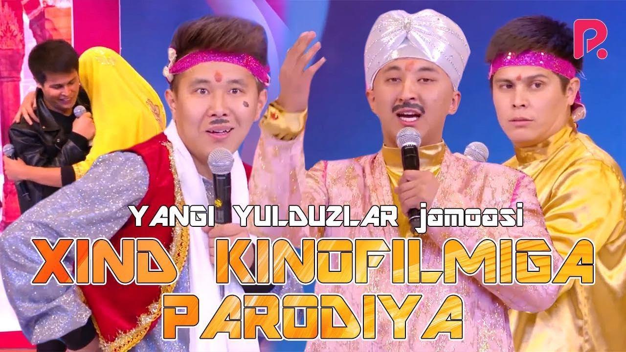 QVZ 2019 - YANGI YULDUZLAR jamoasi - Xind kinofilmiga parodiya