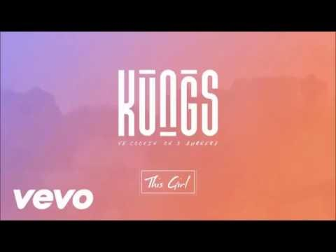 Kungs vs Cookin - This Girl Ringtone