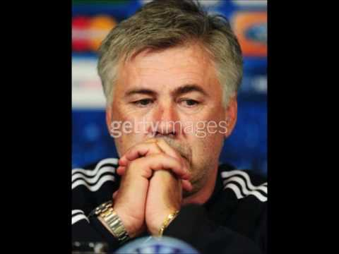 Chelsea FC - Carlo Ancelotti, Thanks For The Double.