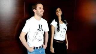 Collien Fernandes und Christian Ulmen verliebt vor der Kamera