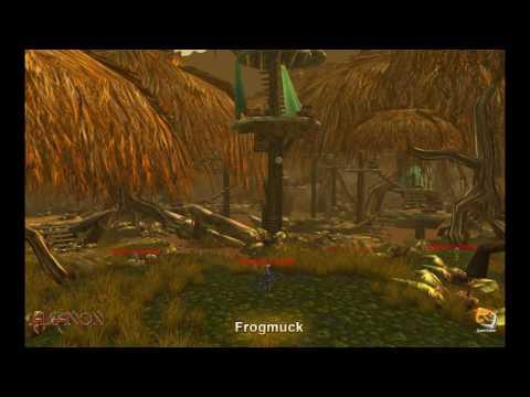 Alganon: Walkthru  video 01