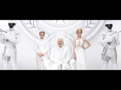 4K Movie Trailer  The Hunger Games  Mockingjay   Part 1   Teaser Trailer 2 4K UHD Poster