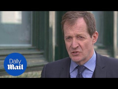 Alistair Campbell praises royals for supporting mental health
