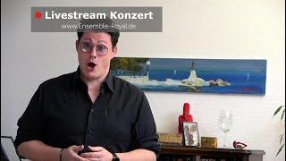 12. Livestream-Konzert aus dem Wohnzimmer - 14.03.2021 - Düsseldorf