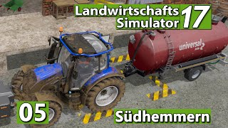 LS17 | Vollkommen verpeilt er ist  ► #5 ► Landwirtschafts Simulator 17 deutsch german