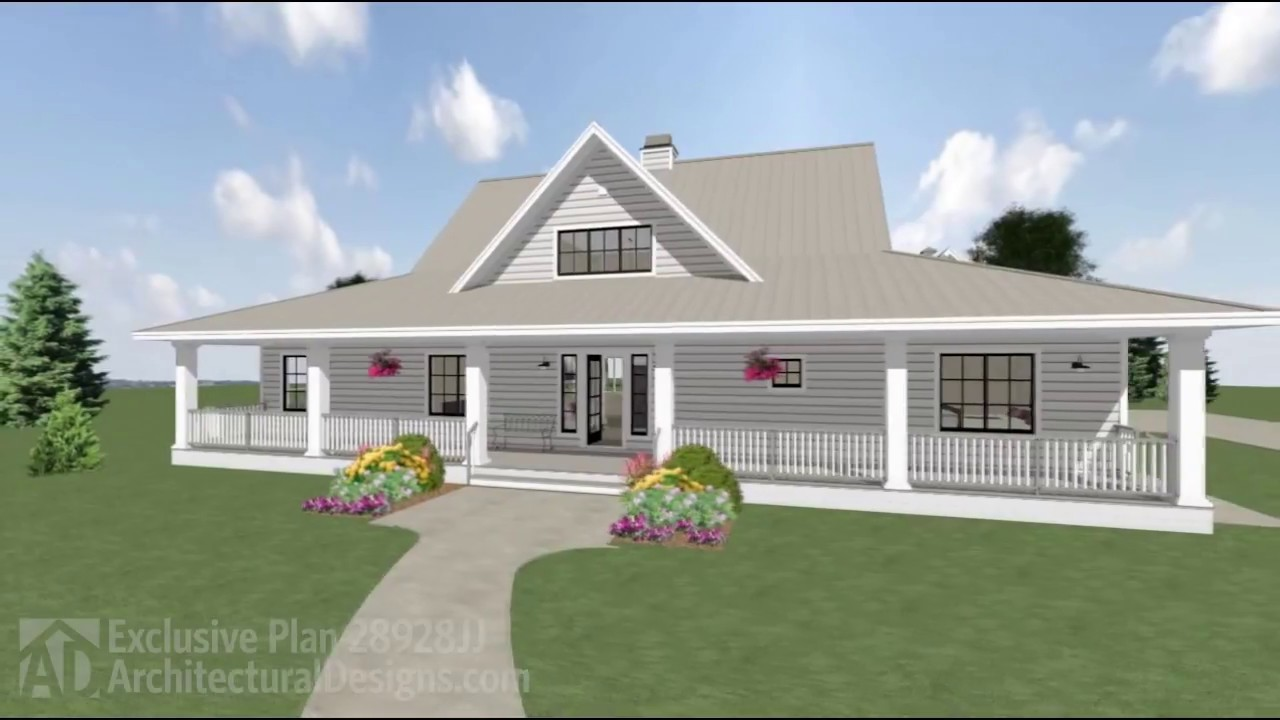 Architectural Designs Architectural Designs House Plan 28928jj Virtual Tour