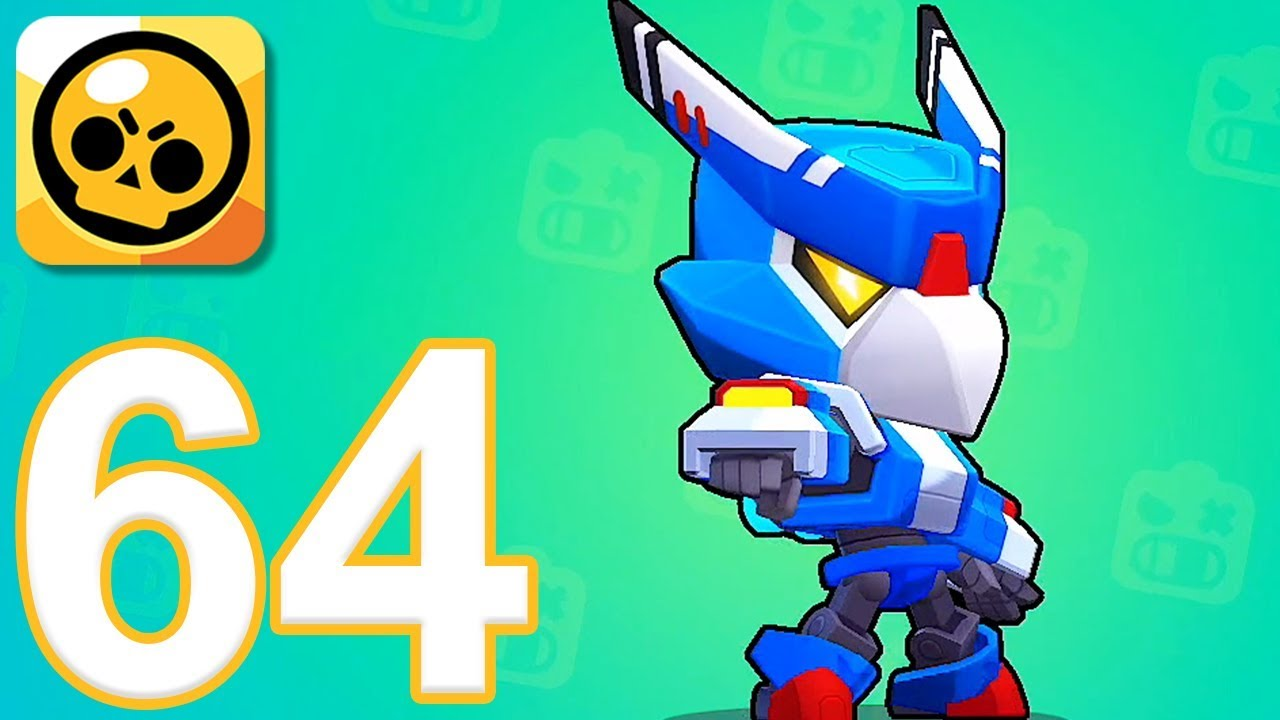Brawl Stars Gameplay Walkthrough Part 64 Mecha Crow