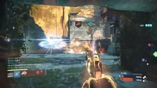 Destiny- golden gun killing spree