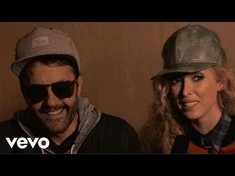The Ting Tings - Toazted Interview 2015 (part 2)