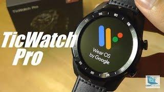 Video Unboxing: TicWatch Pro - Dual Screen Smartwatch! download MP3, 3GP, MP4, WEBM, AVI, FLV Oktober 2018