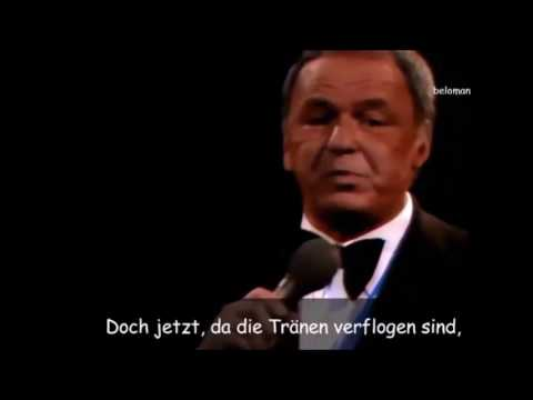 Frank Sinatra   My Way     German Lyrics