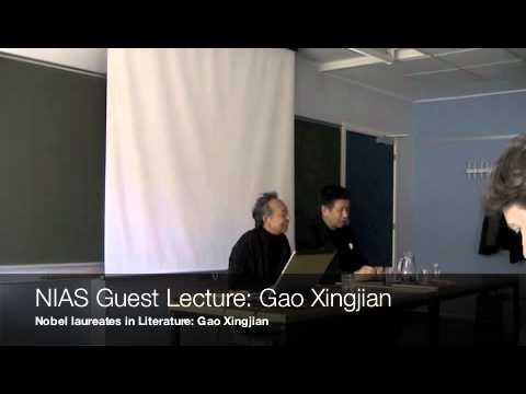 Giao Xingjian: Guest lecture at NIAS