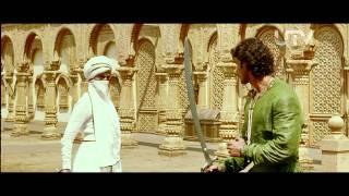 Jodhaa Akbar | 2008 | Sword Fight Scene  | Hrithik Roshan - Aishwarya Rai