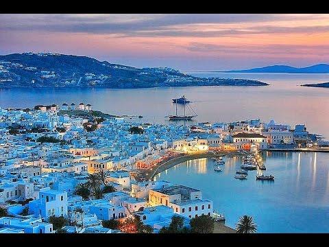 Mykonos Greece One Of The Most Elegant Fashionable