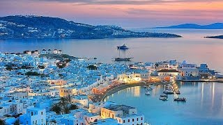 Mykonos - Greece !!! One of the most Elegant  & Fashionable Island Holiday Destination in the World.