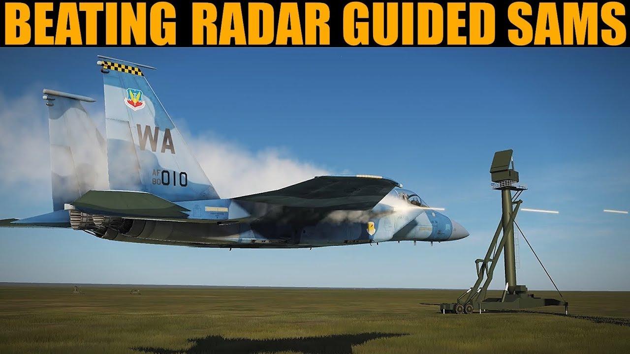 How To Beat Radar Guided SAMs | DCS WORLD – Swissatca