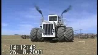Największy traktor na świecie - imprezoholik.com