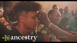 Kieron's Journey Home | Finding Your Roots | Ancestry