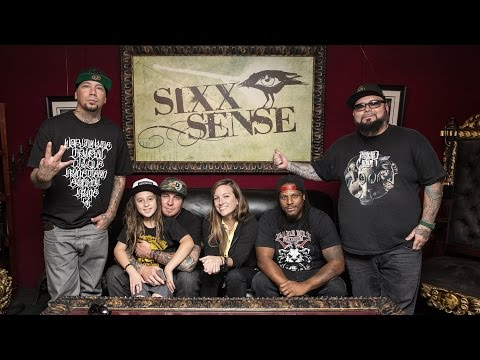 Sixx Sense Interviews P.O.D.