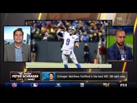 Matthew Stafford the best QB in the NFL (The Herd)