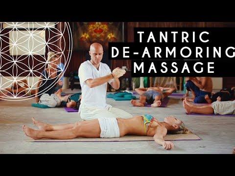 Tantric Dearmoring Massage Emotional Release Technique