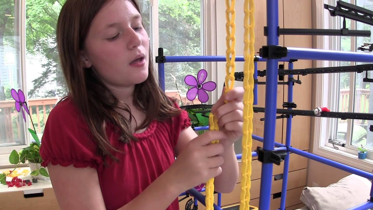 Chaos Chain Assembly Instructions Youtube